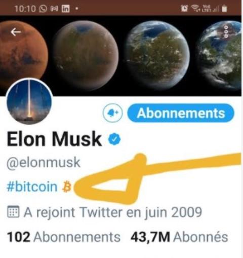 Elon Musk Twitt