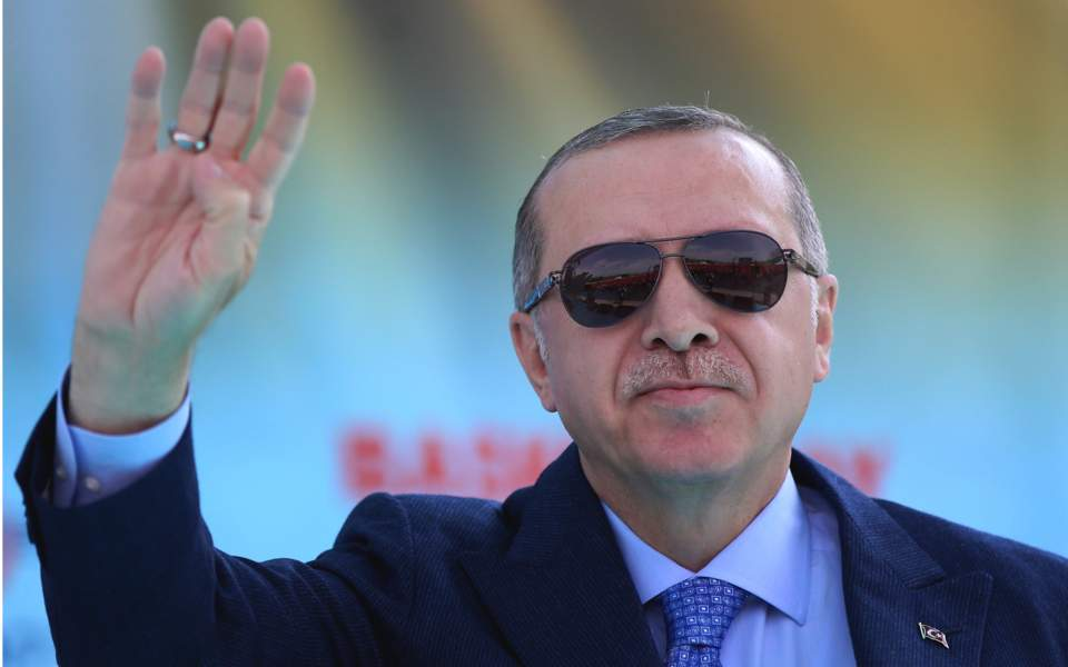 Turkish President Erdogan sacks another central bank chief