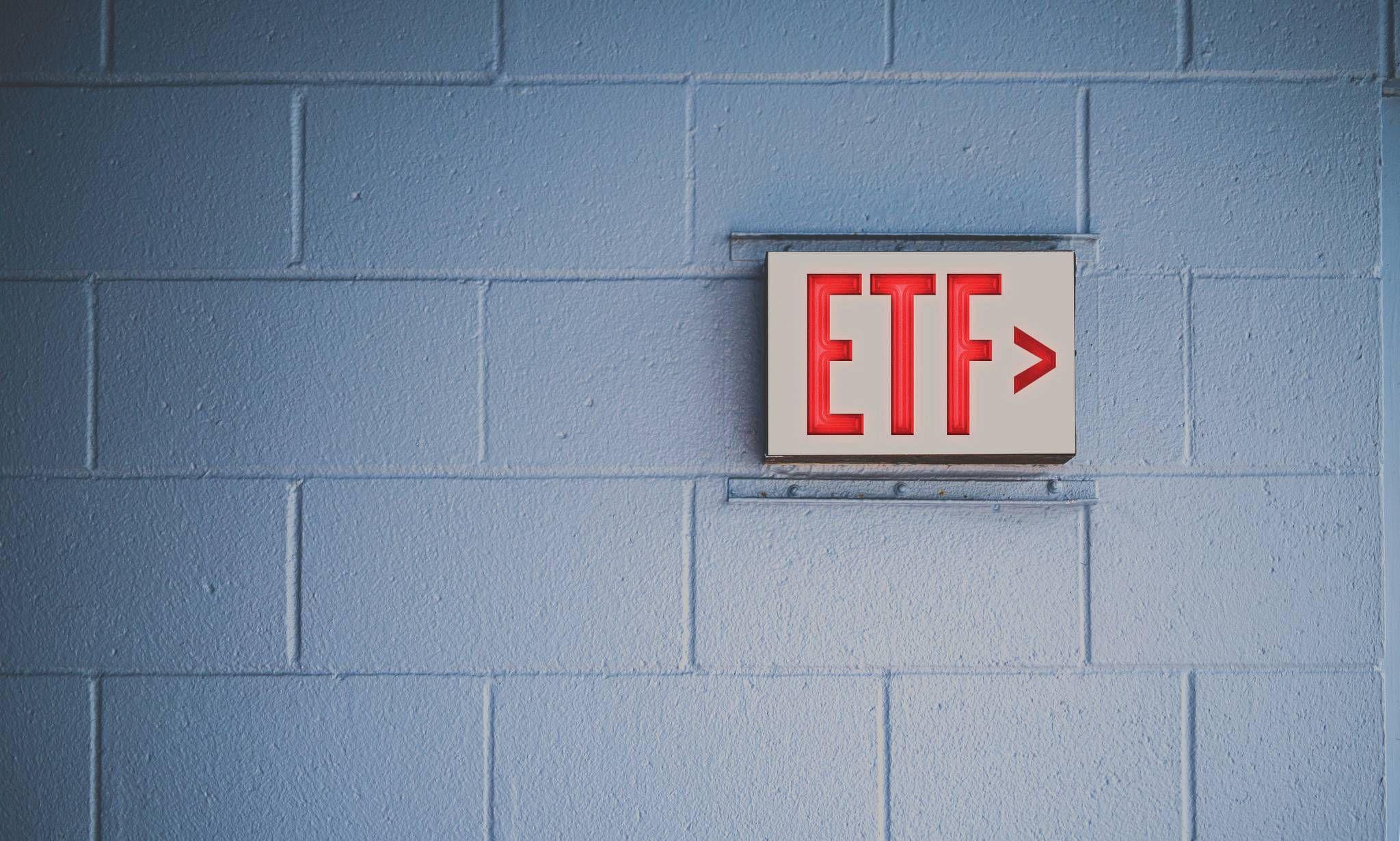 July 2020 ETFs flows