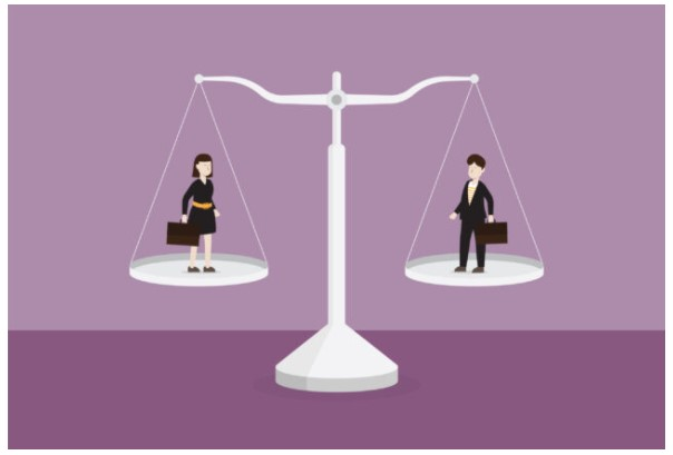 Gender equality within Financial Services