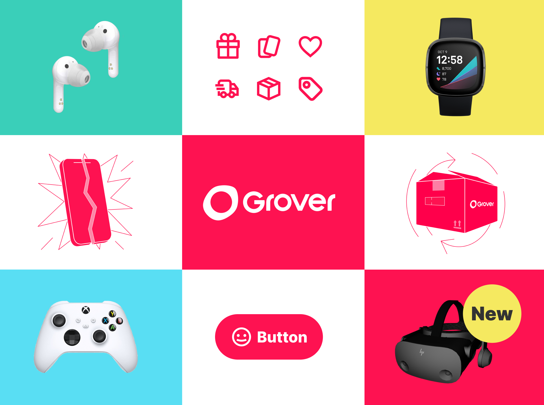 Rent your device instead of buying it: Grover and the era of upgrades