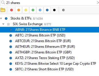 21 shares