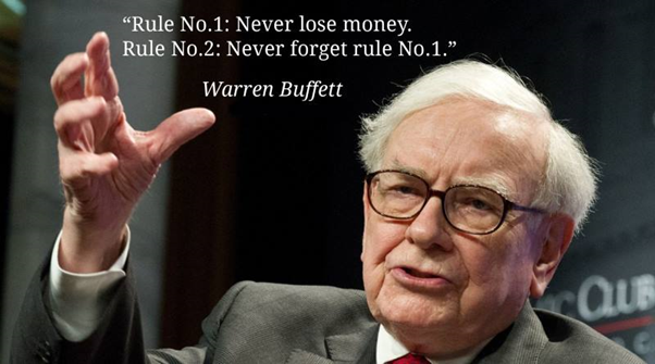 warren buffet forex money management