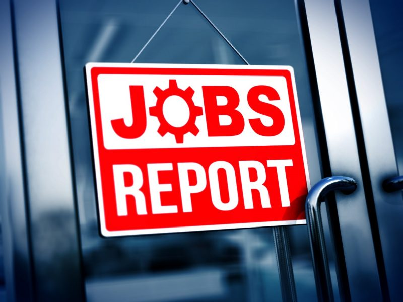 US big jobs report, PMI numbers and earnings in focus
