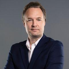 Portrait of Matthias Hossinger by Flowbank