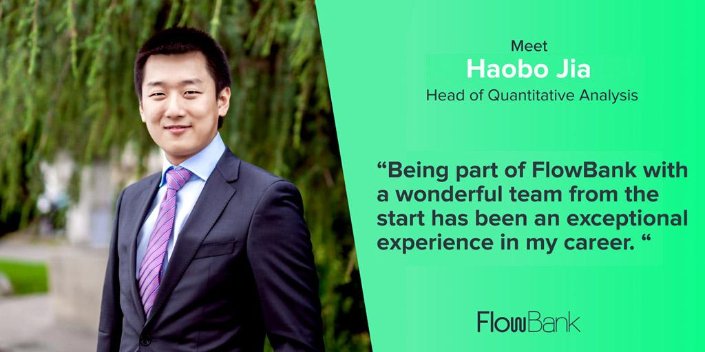 Rencontrez Haobo Jia