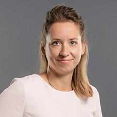 Portrait of Mélanie Leszek by Flowbank