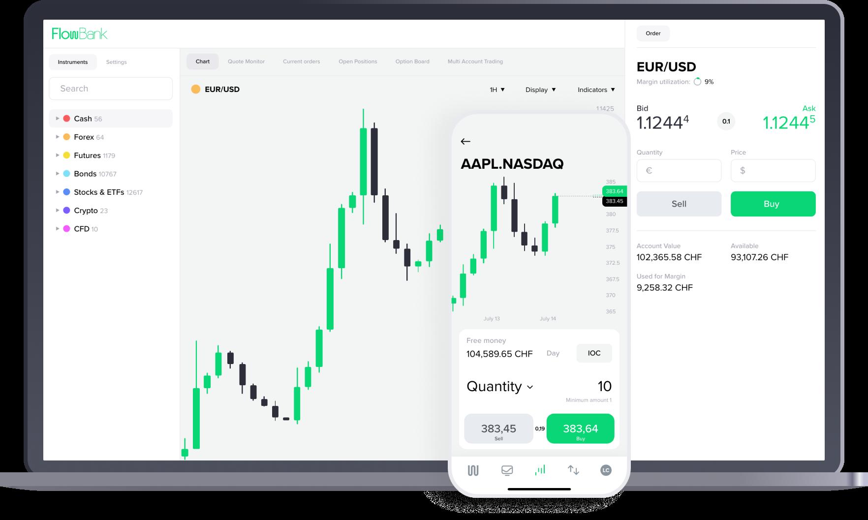 flowbank-extrawide-platform