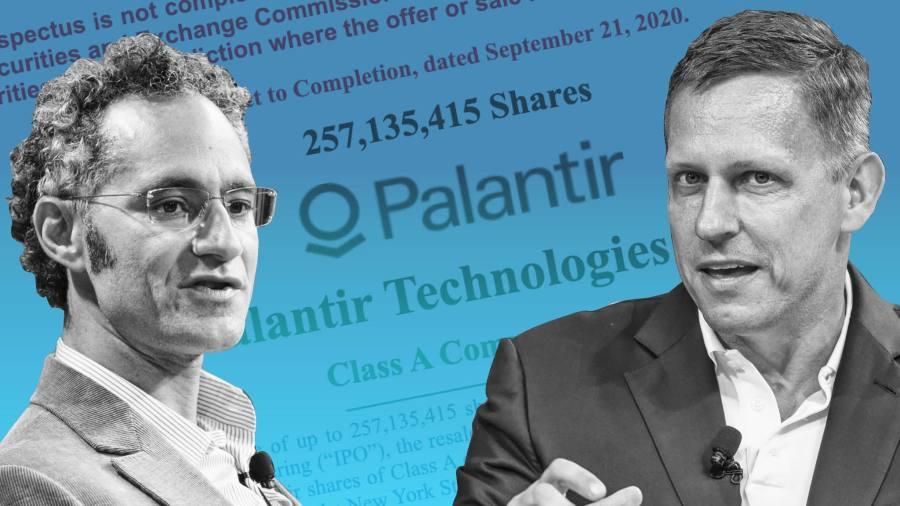 Is Palantir a short?