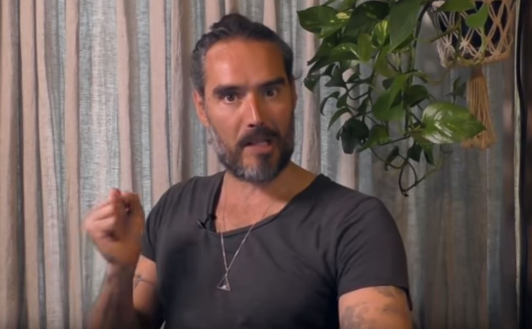 WATCH: The best Bitcoin Explainer ever? Russell Brand