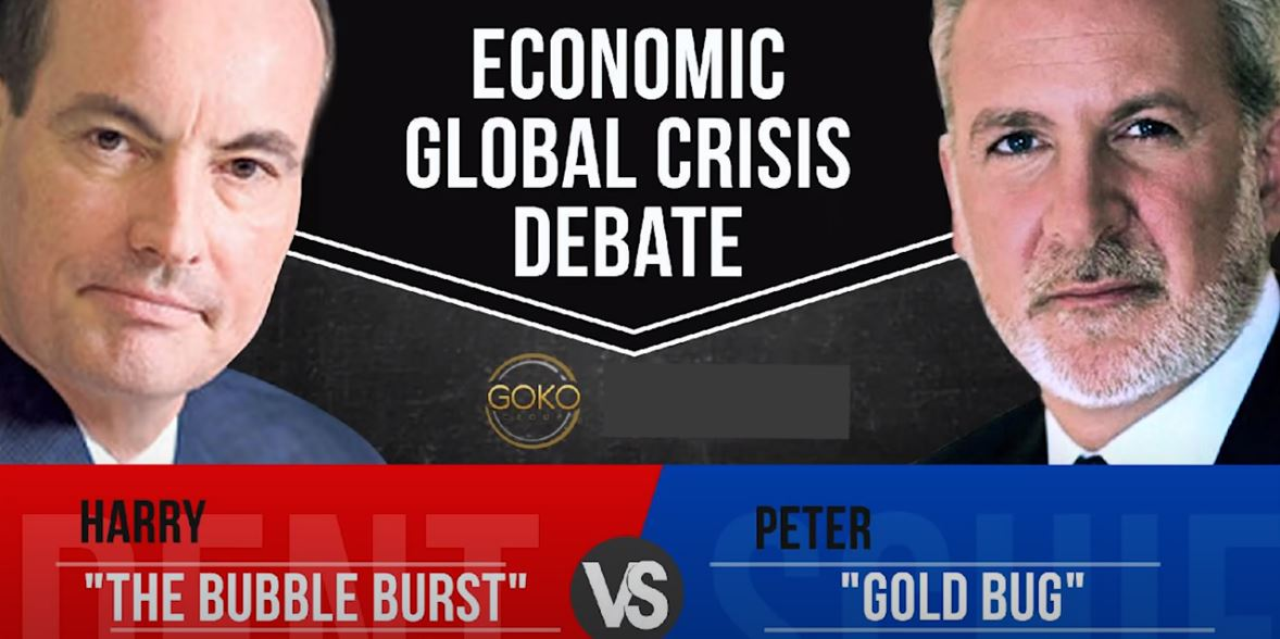 [Video] What kind of crash will we have? Schiff vs. Dent