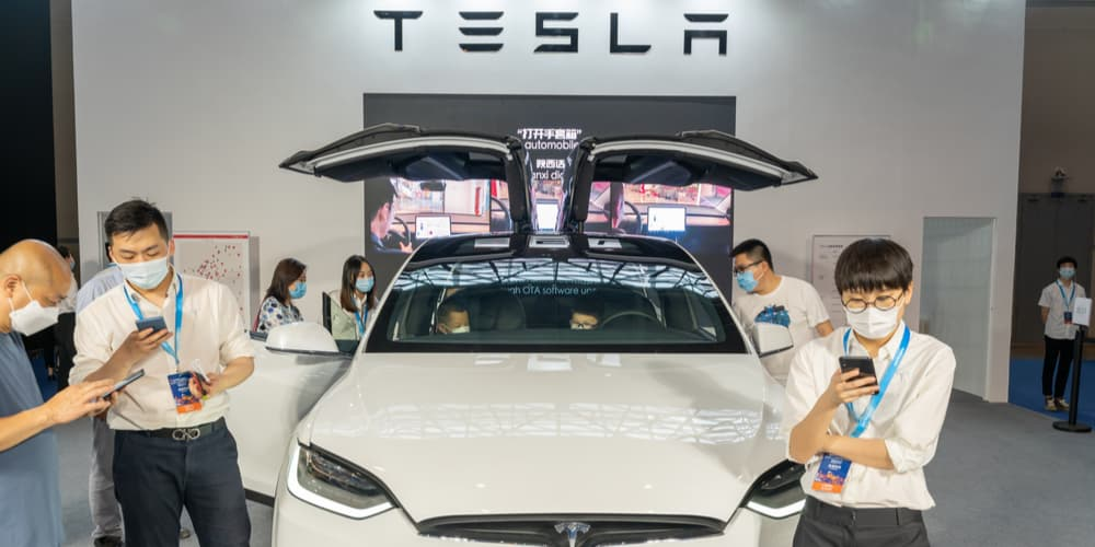 Tesla stock pops on S&P 500 index inclusion- sell the news?
