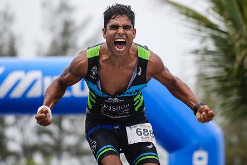 Triathlon training develops traits needed for investing
