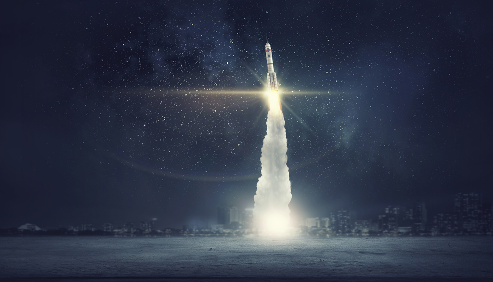 Rocket company Astra Space is going public via SPAC