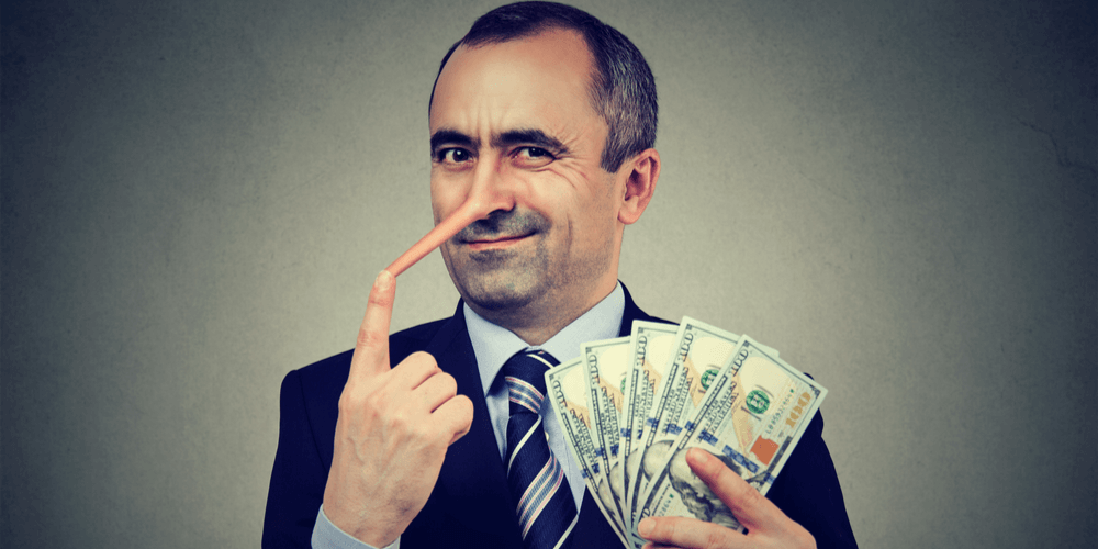 Tips to avoid a forex scam or pyramid scheme