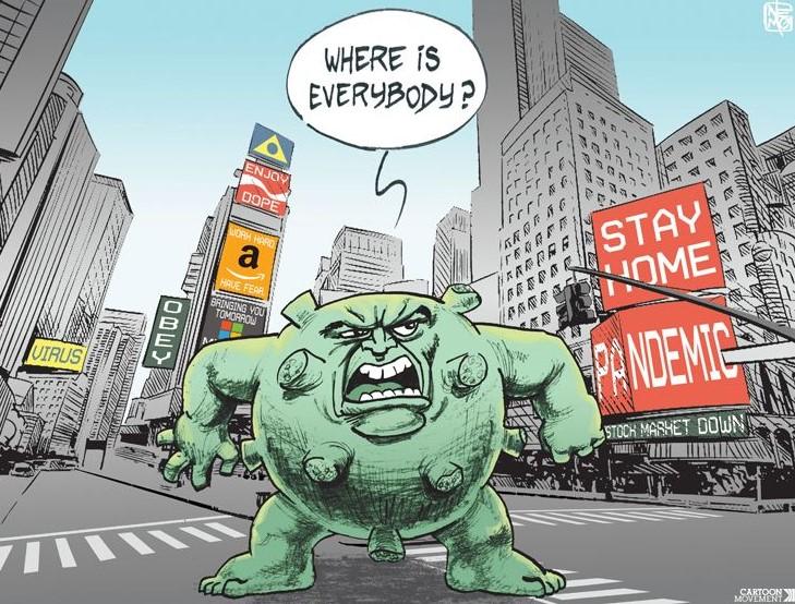 Source: Cartoon movement