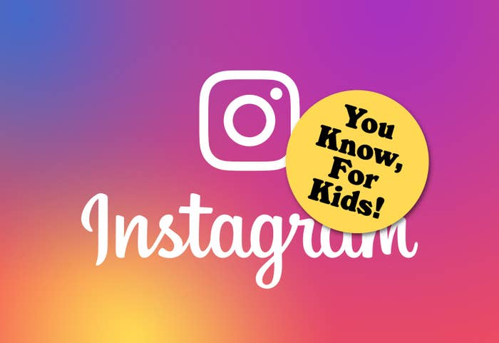 Facebook working on an Instagram for kids