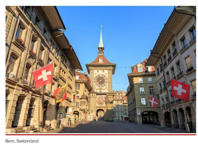 New York Post: Switzerland cuts new COVID-19 infections in half without national lockdown