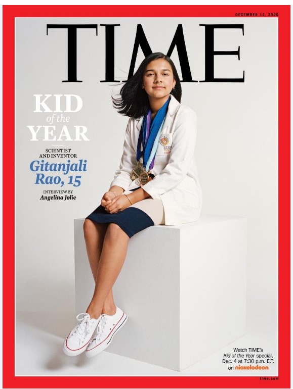 Time Kid of the year