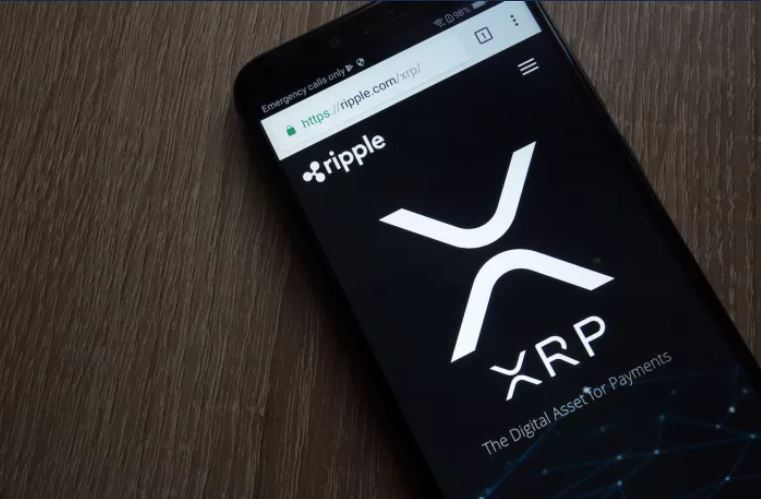 XRP rocketed more than 50% followed by a crowd pump launched by #thexrpbully last Saturday on Telegram